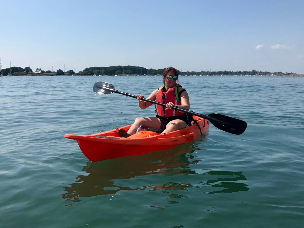 Sit on Top Kayaking